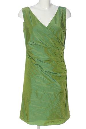 Angie Mini-jurk groen casual uitstraling
