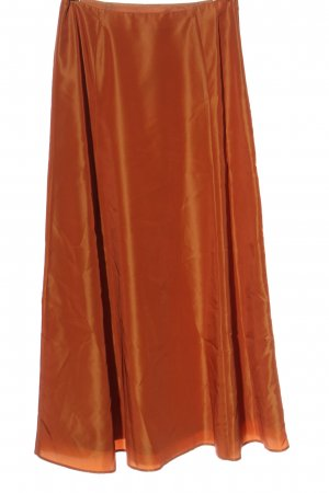 Angie The Event Collection Jupe longue orange clair élégant