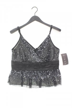 Angie Top black polyester
