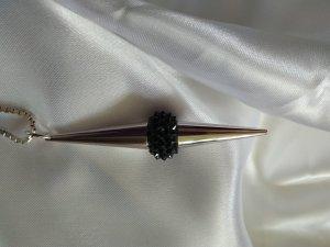 Pierre Lang Pendente nero-argento