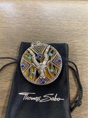 Thomas Sabo Pendentif multicolore