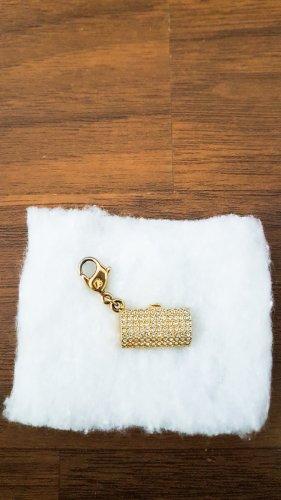 Swarovski Pendant gold-colored-silver-colored