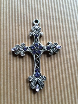 Anhänger Kreuz von Accessorize
