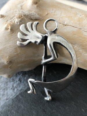 handmade Breloczek srebrny