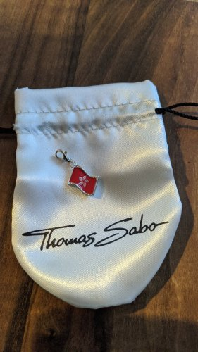 Thomas Sabo Colgante rojo