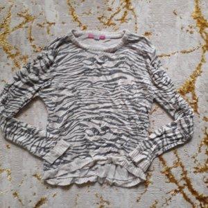 Animal Print Pullover Venca