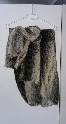 Animal-Print Schal