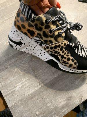 Animal Print Schuhe