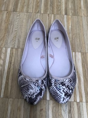 Animalprint Ballerinas