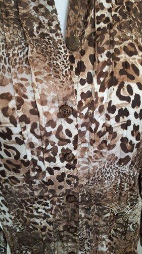 Animalprint  hemd in gr 36