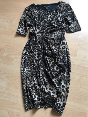 Basic Apparel Sukienka z krótkim rękawem Wielokolorowy