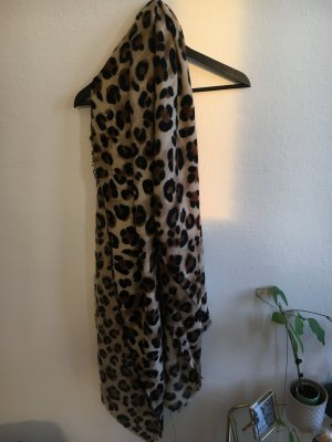 Animalprint Schal
