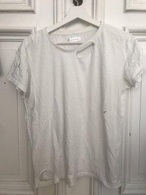 Anine Bing T-shirt biały