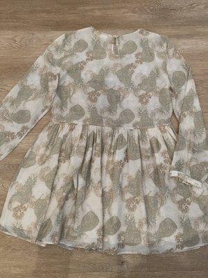 Anine Bing Sukienka mini Wielokolorowy Bawełna
