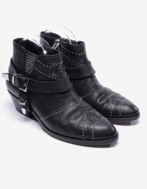 Anine Bing schwarze Bianca Boots