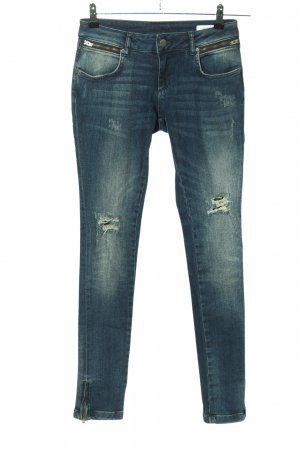 Anine Bing Jeans skinny blu stile casual