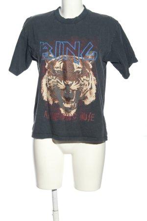 Anine Bing T-shirt prints met een thema casual uitstraling