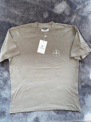 Anine Bing T-shirt lichtgrijs