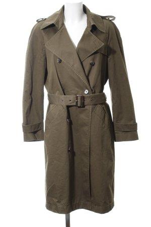Anine Bing Trenchcoat khaki zakelijke stijl