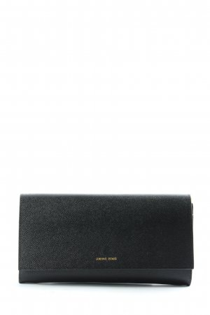 Anine Bing Clutch black business style