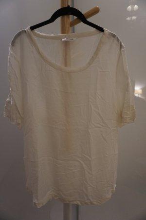 Anine Bing T-shirt bianco Viscosa