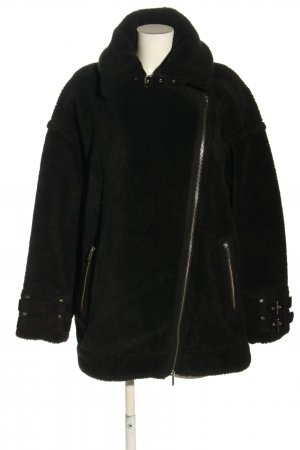 Anine Bing Giacca invernale nero stile casual
