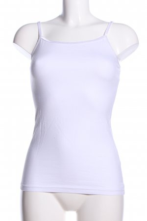 Aniston Basic Top white casual look