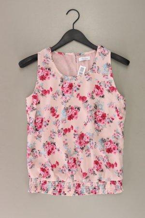 Aniston Bluse Größe 38 blumen rosa aus Polyester