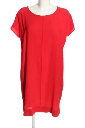 Aniston Robe chemisier rouge élégant