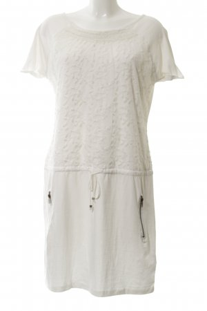 Aniston Blouse Dress white casual look
