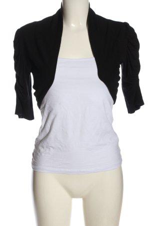 Aniston Bolero nero stile casual