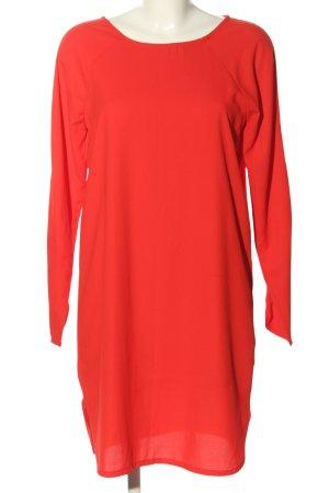 Aniston Robe découpée rouge style décontracté