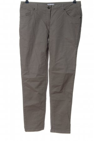 Aniston Pantalon cinq poches gris clair style décontracté