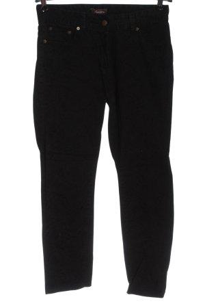 Aniston Pantalone cinque tasche nero stile casual