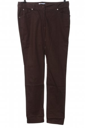 Aniston Five-Pocket Trousers brown casual look