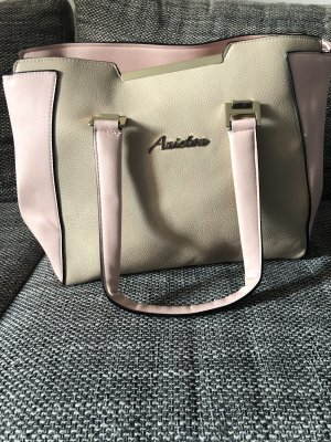 Aniston Handbag oatmeal-light pink