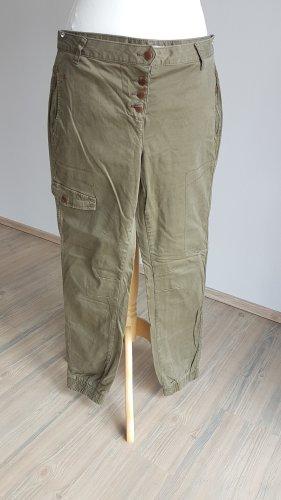 Aniston Casual Spodnie materiałowe khaki