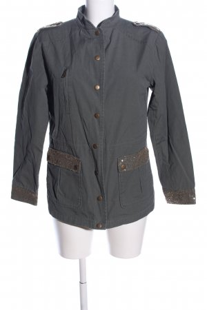 Aniston Denim Jacket light grey casual look