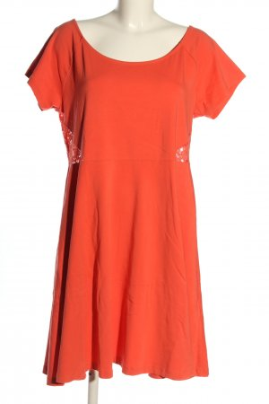 Aniston Jerseyjurk rood casual uitstraling