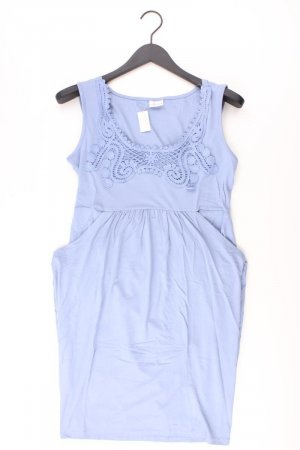 Aniston Sukienka niebieski-niebieski neonowy-ciemnoniebieski-błękitny Wiskoza