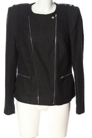 Aniston Giacca corta nero stile casual