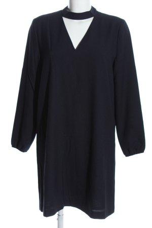 Aniston Sukienka z długim rękawem czarny W stylu biznesowym
