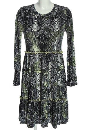 Aniston Longsleeve Dress allover print casual look
