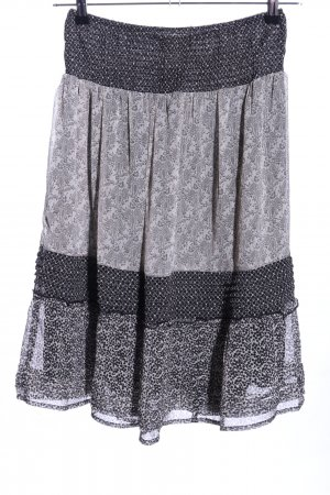 Aniston Midi Skirt mixed pattern casual look