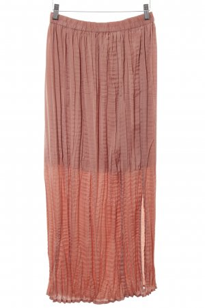 Aniston Midi Skirt salmon casual look
