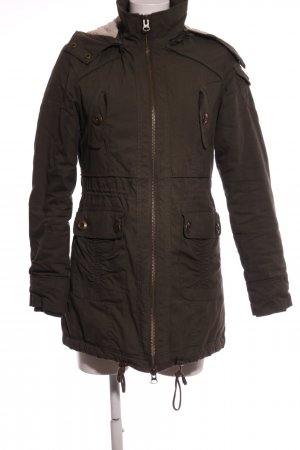 Aniston Parka brown casual look