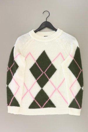 Aniston Pullover Größe 38 weiß aus Polyacryl