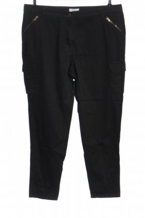 Aniston Pantalone da equitazione nero stile casual