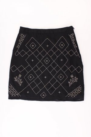 Aniston Rock Größe 34 schwarz aus Polyester