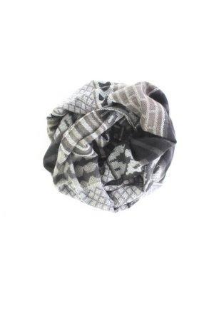 Aniston Schal gestreift grau aus Polyacryl
